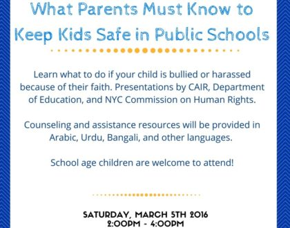 What Parents Must Know to Keep Kids Safe in Public Schools
