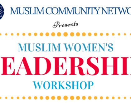 Muslim Women's Leadership Workshop