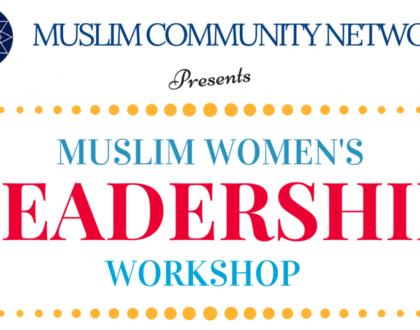 Muslim Women's Leadership Workshop