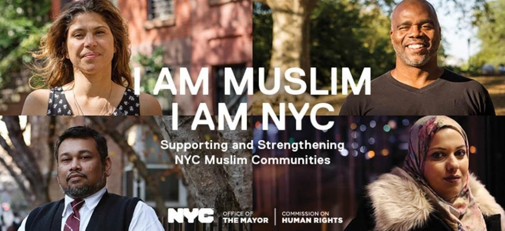 NYC Commission of Human Rights releases #IAmMuslimNYC Campaign