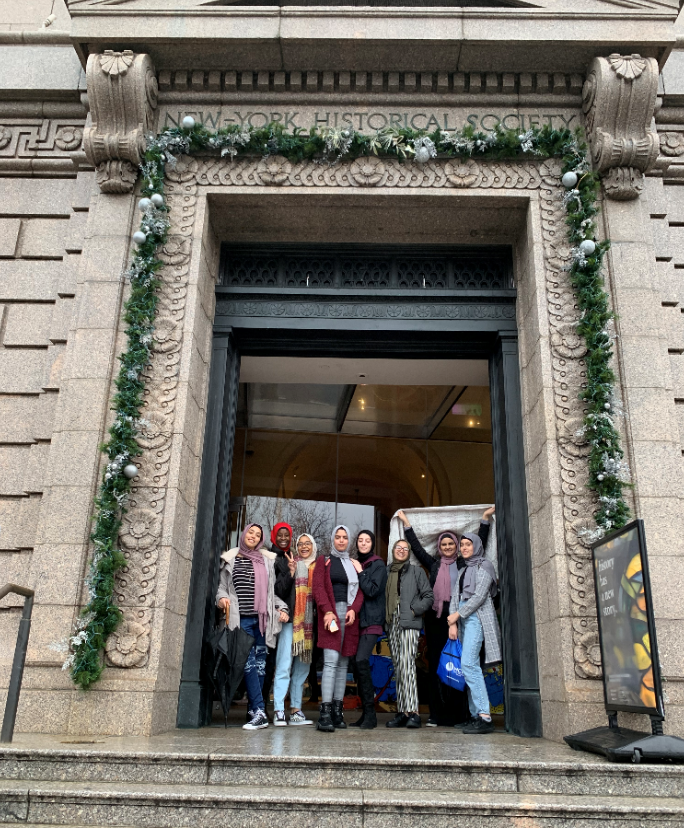 MY NYC Field Trip to the New York Historical Society