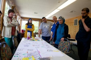 MCN and AAANY Host Retreat Focusing on Creative Activism